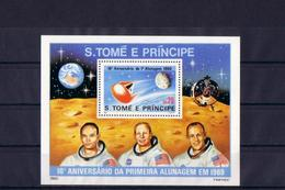 SPACE - SAO TOME - S/S MNH - Space