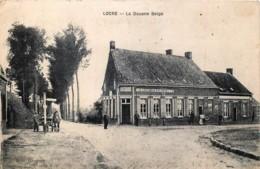 Belgique - Heuvelland - Loker - Locre - La Douane Belge - Heuvelland