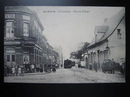 EKEREN - EECKEREN  Tram - Dorpstraat Rue Du Village - Antwerpen