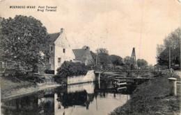 Belgique - Moerbeke-Waas (Moerbeke) ) Brug Terwest - Moerbeke-Waas