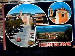 PAGLIARE DEL TRONTO VEDUTE   VB1995 BOLLO STAMP  GIORNATA FILATELIA 750 LIRE  HN7024 - Ascoli Piceno