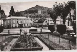 ASPET (31) - CPSM - Vue Prise Du Monument Aux Morts Vers La Chapelle De MIEJECOSTE - France