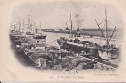 PORT LA NOUVELLE : (11)  Les Quais - Port La Nouvelle