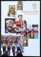 = FRANCE - 2006 - CNOSF Fascicule Listant Tous Les Médaillés Sports - 142 Pages - Livres