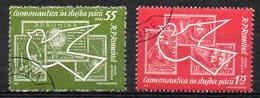 ROUMANIE. Timbres Oblitérés De 1962. Navigation Cosmique. - Europa