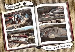 57-CREUTZWALD-LA-CROIX- MULTIVUES - Creutzwald