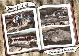 57-CREUTWALD-LA-CROIX- MULTIVUES - Creutzwald