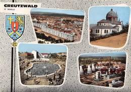 57-CREUTZWALD- MULTIVUES - Creutzwald