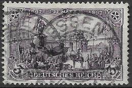 Deutsches Reich 1902 Mi. No. 80B (25/16) - Gebraucht