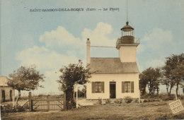 A R 436  /  C  P A   -  SAINT SAMSON DE LA ROQUE    ( 27 )   LE PHARE - Autres Communes