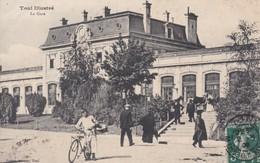 Toul Illustré La Gare - Toul