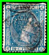 ESPAÑA –  REINADO DE AMADEO I AÑO 1875 - 1872-73 Reino: Amadeo I