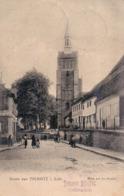 Gruss Aus Trebnitz In Schlesien. Blick Auf Ev. Kirche. (1903). (Trzebnica). - Polen