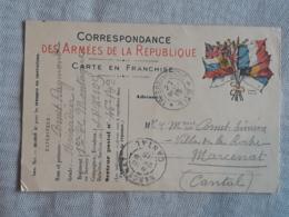 @@ CPA  CARTE CORRESPONDANCE DES ARMEES DE LA REPUBLIQUE TRESOR ET POSTE 709 - Altri