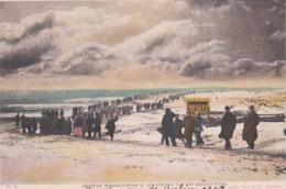 18906Stranding Van De S.s. Berlin Gebruik Als Veerboot Tussen Harwich En Hoek Van Holland. Het Schip Verging Om Zes Uu - Hoek Van Holland