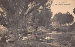 ¤¤  -   AUXONNE   -  Le Pont De La Scierie   -   ¤¤ - Auxonne