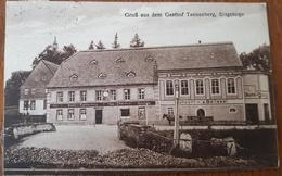 Germany Gruß Aus Dem Gasthof Tannenberg Erzgebirge - Germany