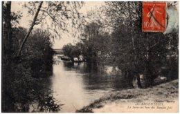 95 ARGENTEUIL - La Seine Au Bras Du Moulin Joli - Argenteuil