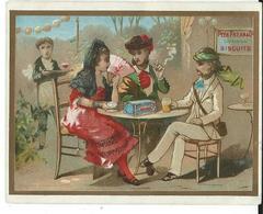 CHROMO BISCUITS PEEK FREAN & Co. - LONDON 1885 - Snoepgoed & Koekjes
