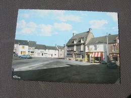 Cpsm 10x15 NV Corps Nuds Chanteloup Le Bourg Voiture Renault 4cv Bar Cafe Epicerie Bon Etat - Sin Clasificación