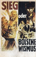 DC524 - REPRO Geman Mother And Daughter Propaganda Sieg WW2 Nazi Regime - War 1939-45