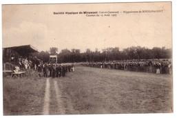 MIRAMONT DE GUYENNE  - Hippodrome De BOUILHAGUET Course Du 15 Août 1907 - France