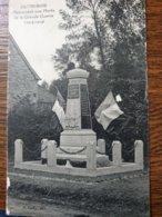 OUTREBOIS - MONUMENT AUX MORTS DE LA GRANDE GUERRE 1914/1919 - France