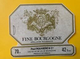13012 - Fine Bourgogne Paul Rouviere - Andere