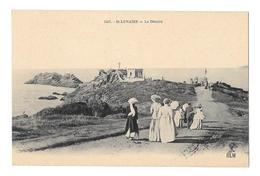 (26420-35) Saint Lunaire - Le Décollé - Saint-Lunaire