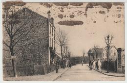 - Clamart : (Jardin Parisien) Avenue Des Tilleuls. - Clamart