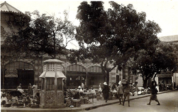1- DAKAR -le Marché  ( 1947 ) - Senegal
