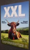 Carte Postale - XXL Un Film Qui A Les Idées Larges (cinéma - Affiche) Vache (Michel Boujenah - Gérard Depardieu) - Affiches Sur Carte