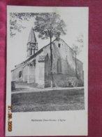 CPA - Melleran - L'Eglise - France