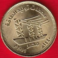 "Egypt 1 pound 2019 1440 /""Zohr Gas Field/"" BiMetallic UNC"