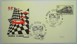 55° TARGA FLORIO - CERDA - Werbepostkarten