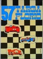 57° TARGA FLORIO - CIRCUITO DELLE MADONIE - Werbepostkarten