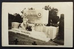 CP Photo Camp De GIESSEN MONUMENT A LA MEMOIRE DES PRISONNIERS DE GUERRE MORTS A GIESSEN Déc 1917 > Vivoin - Poststempel (Briefe)