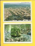 CPM  AIX-EN-PROVENCE : Lot De 2 Cartes Dont Vue Aérienne - Aix En Provence