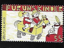 Germany 2009 Toy Children MNH - [7] Repubblica Federale