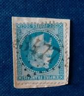 LOSANGE GROS CHIFFRES 3477 DE ST AGNANT LES MARAIS - 1863-1870 Napoléon III Lauré