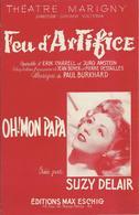 Partition De Suzy DELAIR - Feu D'Artifice Oh! Mon Papa - Partituras