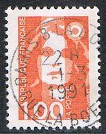 """FRANCE : N° 2620 Oblitéré """"TàD Rond"""" (Marianne Du Bicentenaire) - PRIX FIXE - - 1989-96 Maríanne Du Bicentenaire"""