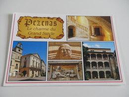 HERAULT - PEZENAS - Multivues - Pezenas