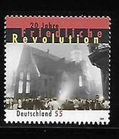 Germany 2009 20th Anniv Of Peaceful Revolution MNH - [7] Repubblica Federale