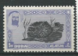 Dubai     -  Yvert N°  5 * -    Aab 28428 - Dubai