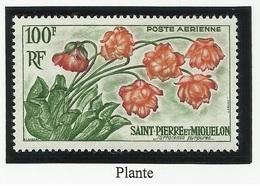 SAINT PIERRE ET MIQUELON SPM PA N° 27 Neuf Sans Charnière ** 1962 - Neufs