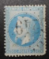 GC 3249 Sur 20c Napoléon III N° 29 YT - 1849-1876: Classic Period