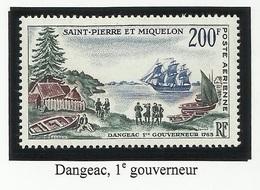 SAINT PIERRE ET MIQUELON SPM PA N° 30 Neuf Sans Charnière ** 1963 - Neufs