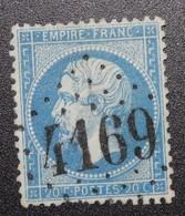 GC 4169 Sur 20c Napoléon III N° 22 YT - 1849-1876: Classic Period