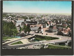 CPSM Haguenau Edition Lapie N°14 Porte De Wissembourg - Haguenau
